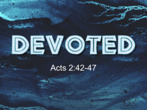 Devoted Acts Graphic